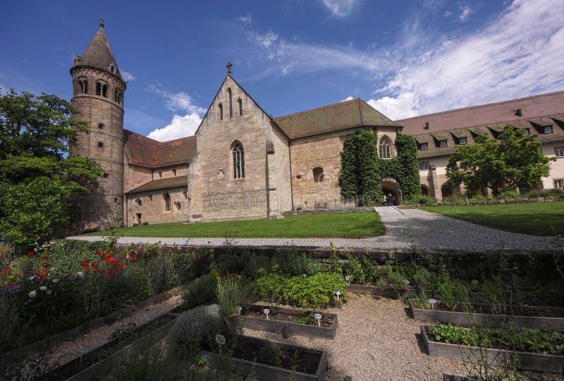 Monastère Allemagne de Lorch images libres de droits