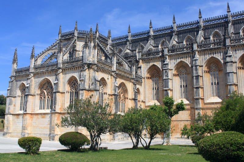 Monastère de Batalha photos stock