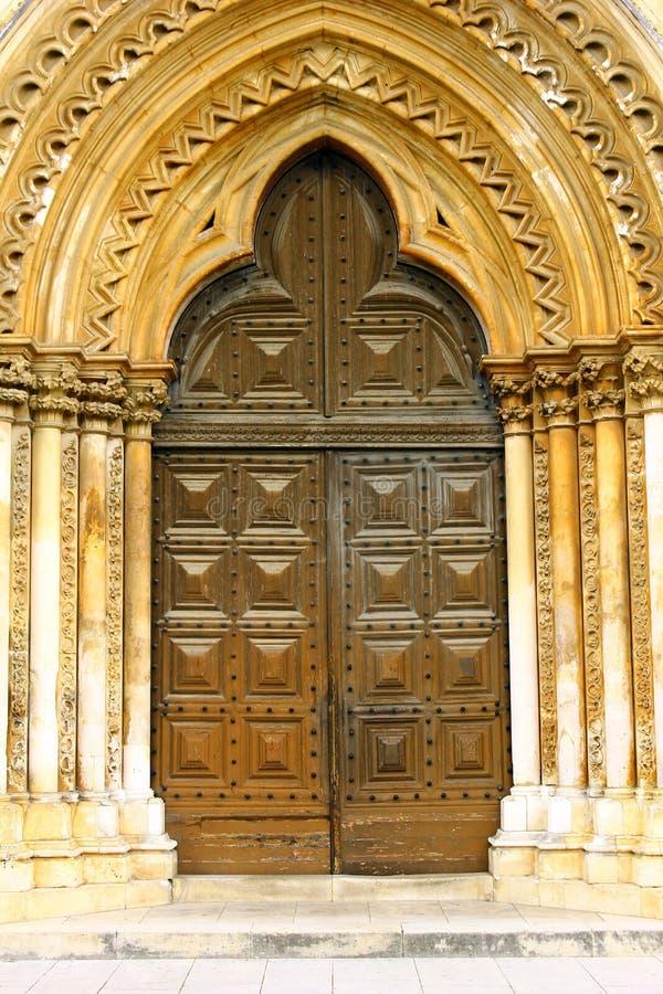 Monastère de Batalha, Batalha, Portugal photo libre de droits