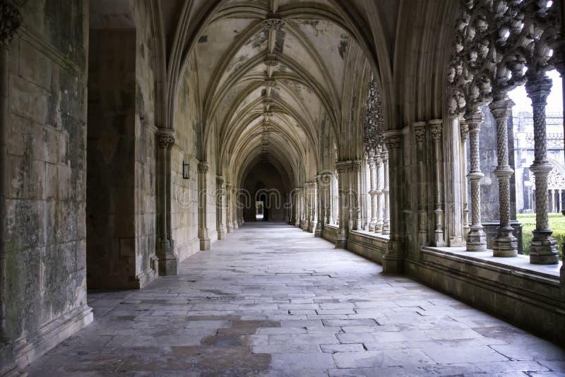 Monastère de Batalha, Portugal photo libre de droits