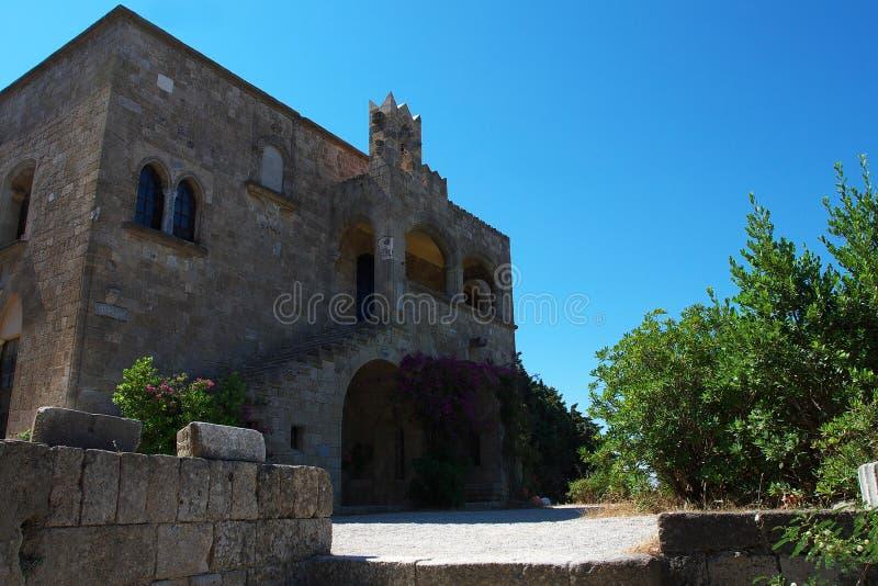 monastère de dame notre photographie stock
