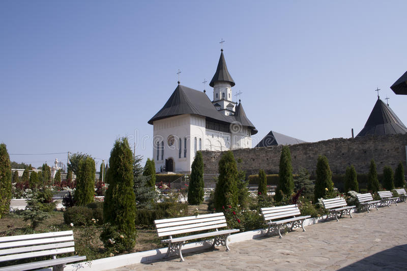 Monastère de Hadambu photographie stock