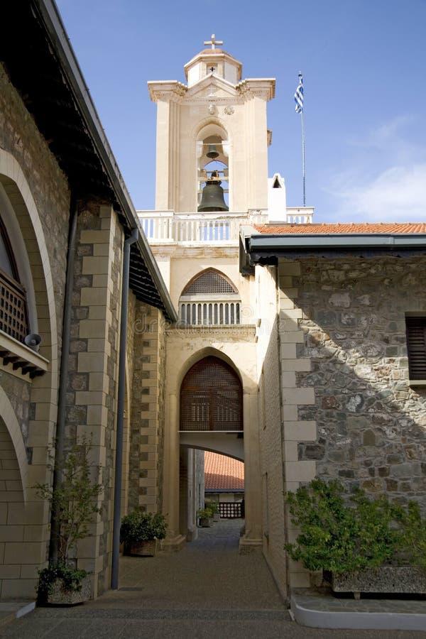 Monastère de Kykkos photos libres de droits