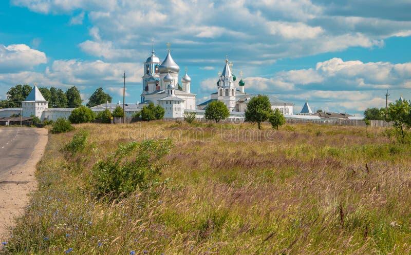 Monastère de Nikitsky photo stock