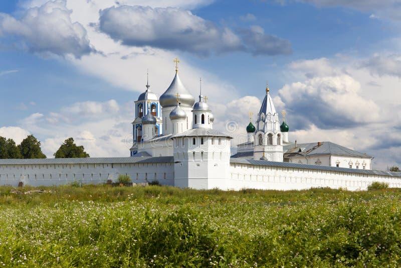 Monastère de Nikitsky. Pereslavl Zalewski images stock