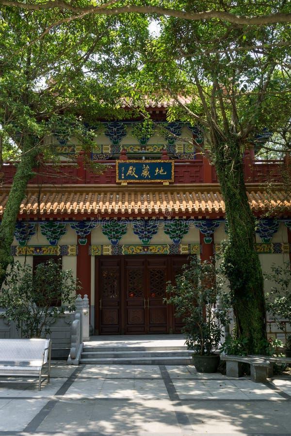 Monastère de PO Lin photos stock