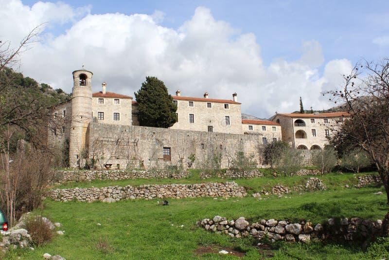 Monastère de Podmaine image stock