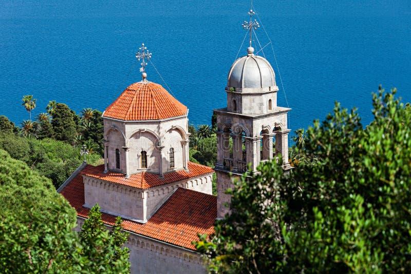 Monastère de Savina images stock