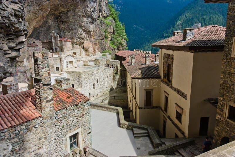 Monastère de Sumela images stock