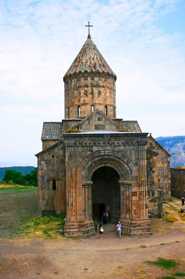 Monastère de Tatev images libres de droits