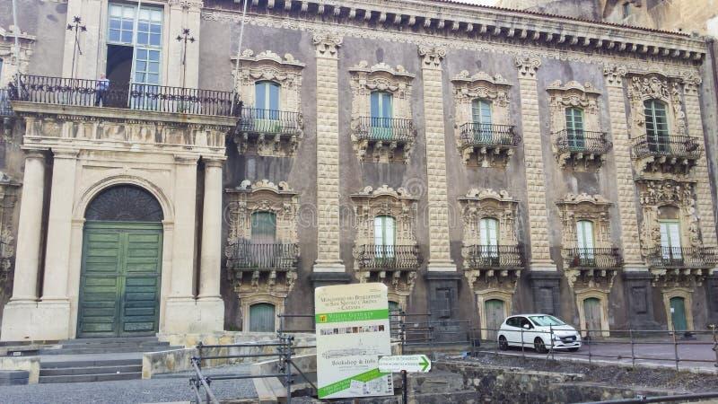 Monastère du ² l arène de San Nicolà de ` image libre de droits
