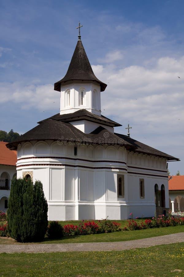 Monastère II de Sambata de Sus photographie stock