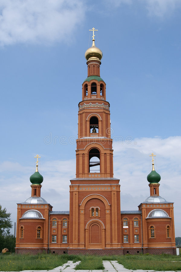 Monastère orthodoxe photos stock