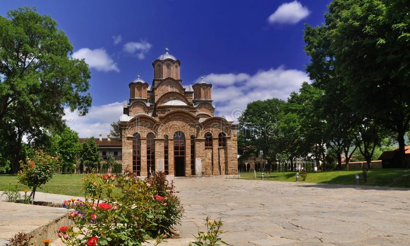 Monastère orthodoxe photos libres de droits