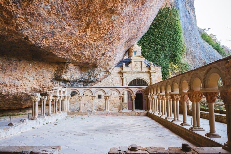 Monastère roman image stock