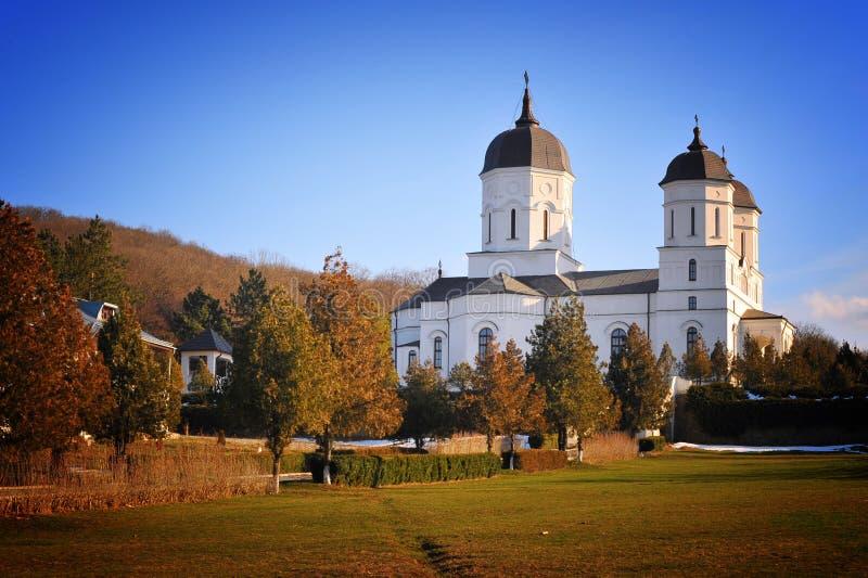 Monastère roumain images libres de droits