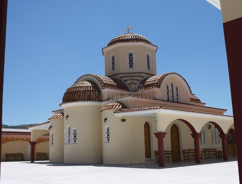 Monastério 3 De Spili Imagens de Stock Royalty Free