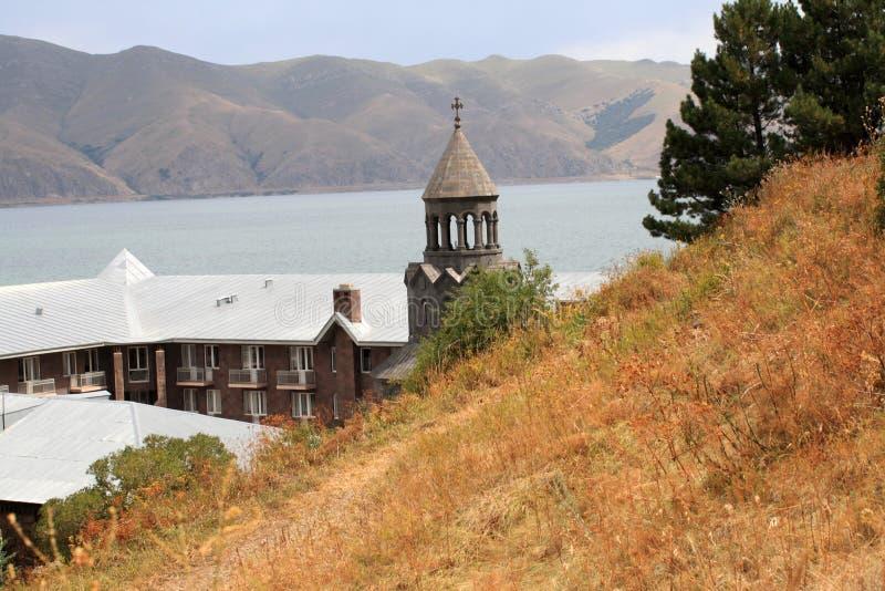 Monastério arménio fotos de stock royalty free