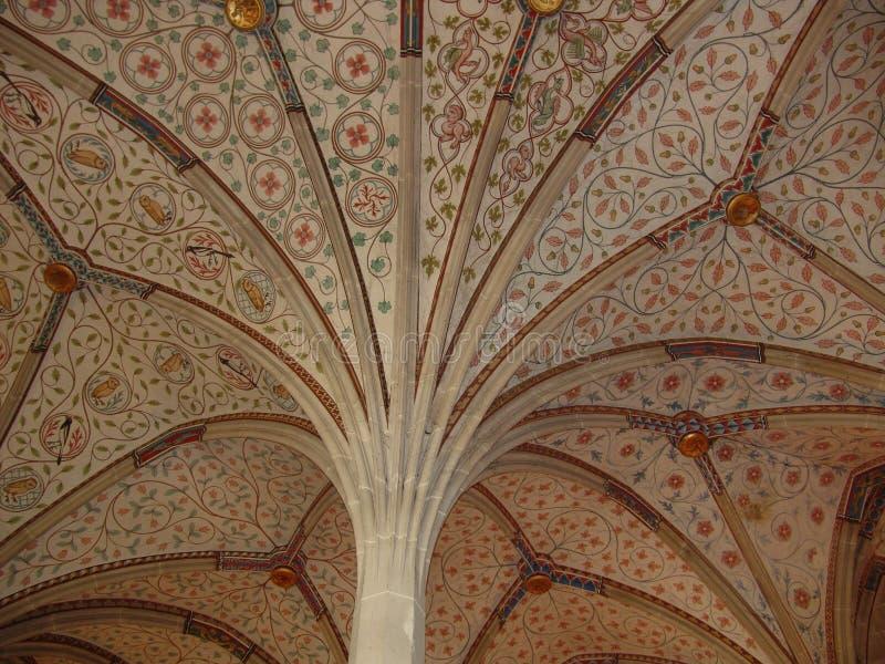 Monastério Bebenhausen Foto de Stock