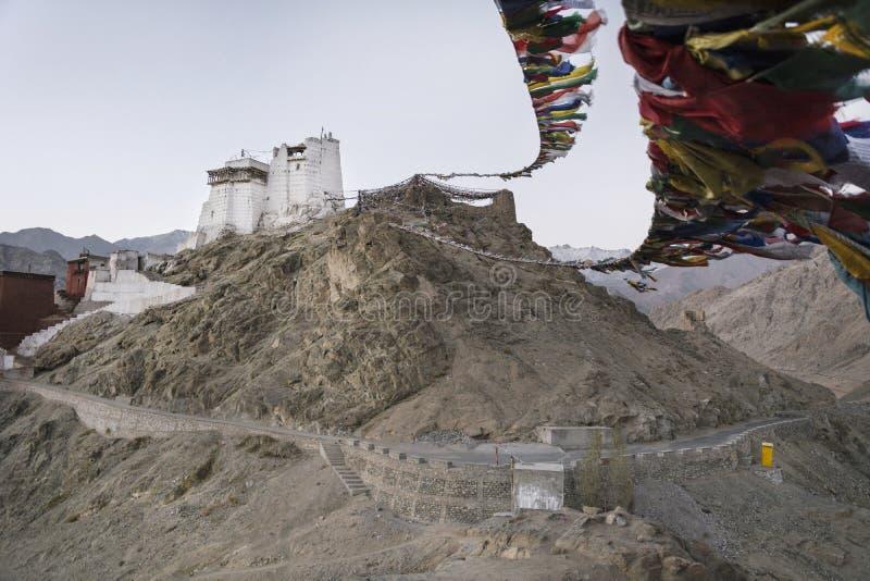 Monastério budista foto de stock royalty free
