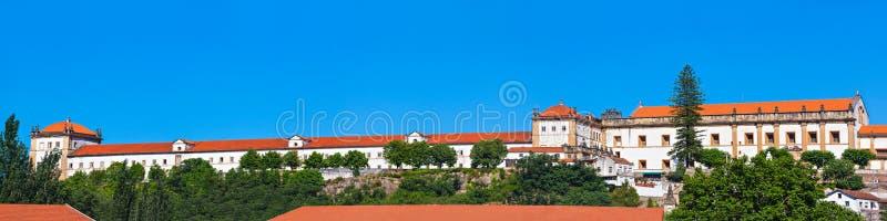 Monastério da Clara-um-nova de Santa imagens de stock