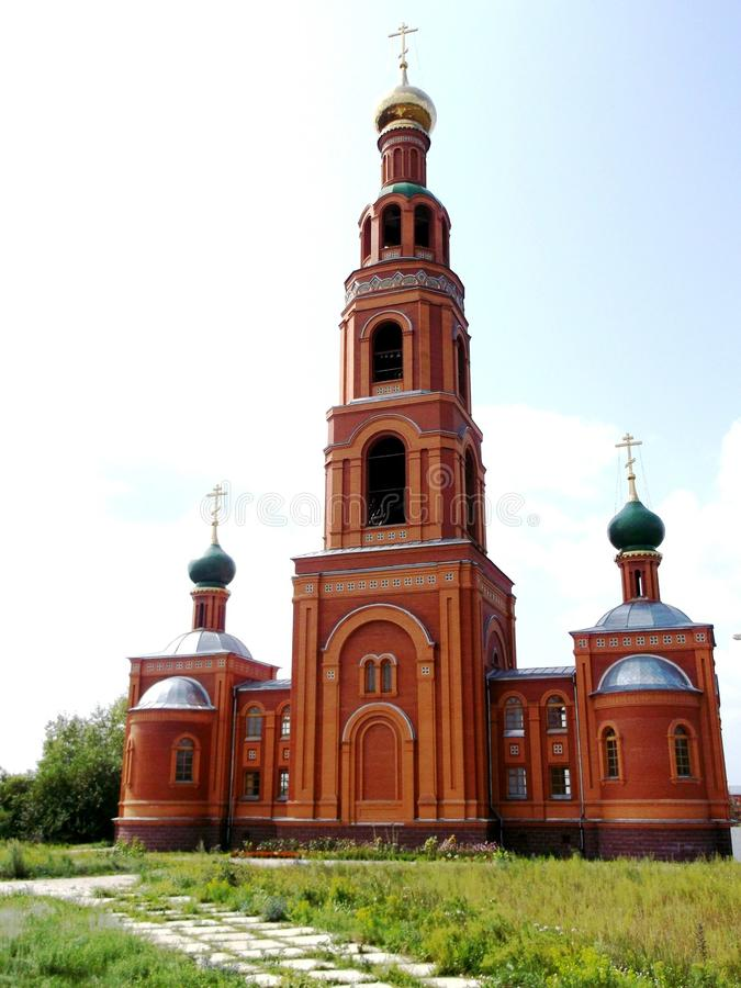 Monastério de Achairsky imagem de stock
