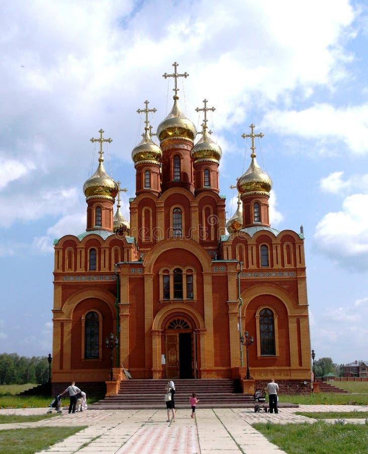 Monastério de Achairsky fotos de stock