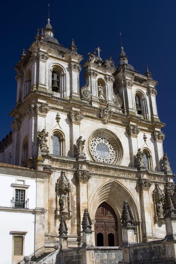 Monastério de Alcobaca foto de stock royalty free