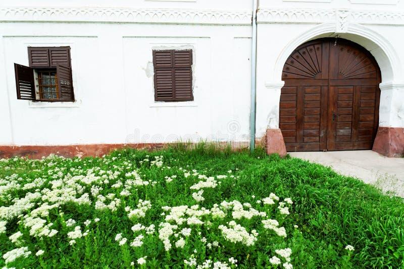 Monastério de Bezdin fotografia de stock royalty free