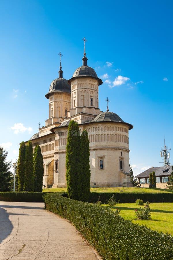 Download Monastério de Cetatuia imagem de stock. Imagem de monastery - 16864659