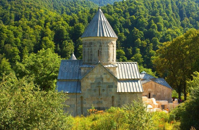 Monastério de Haghartsin imagem de stock royalty free