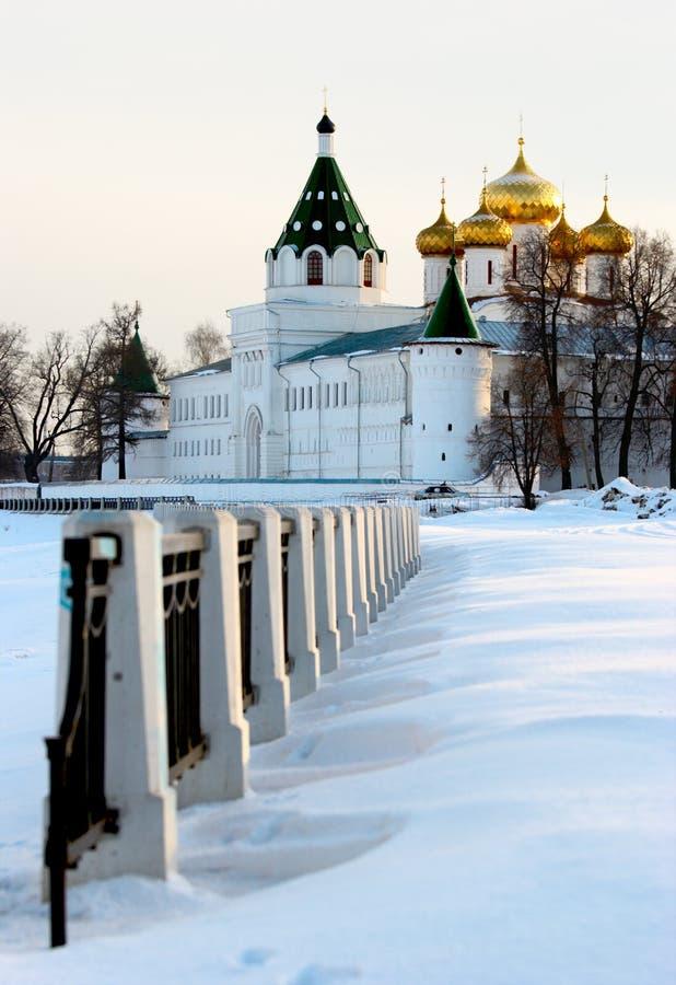 Monastério de Ipatiev fotos de stock royalty free