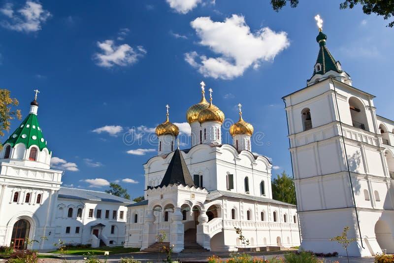 Monastério de Ipatievsky imagens de stock