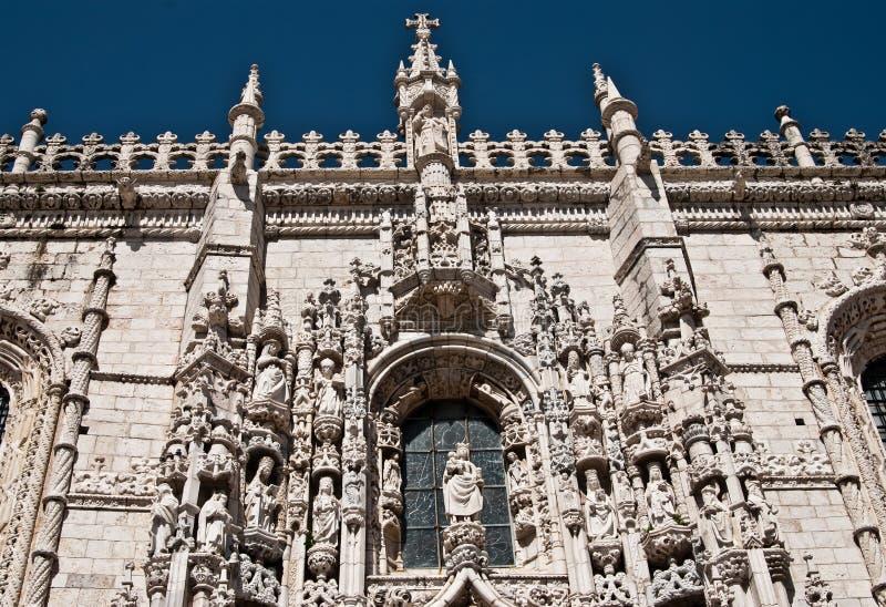 Download Monastério De Jeronimos - Lisboa Imagem de Stock - Imagem de estilo, monks: 16860801