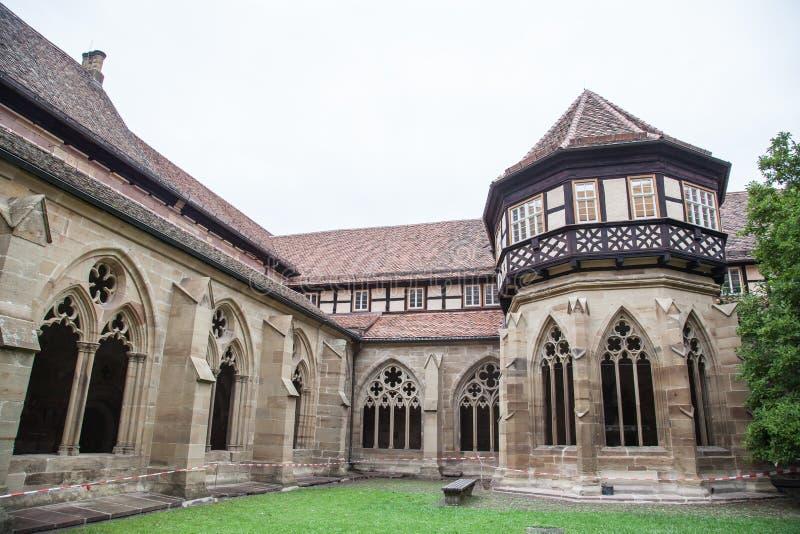 Monastério de Maulbronn foto de stock