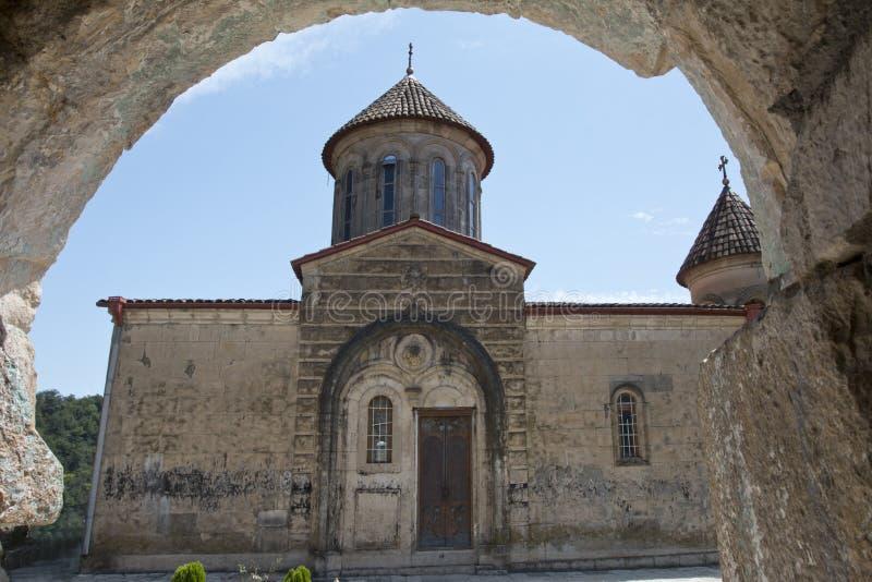 Monastério de Motsameta em Geórgia imagem de stock royalty free