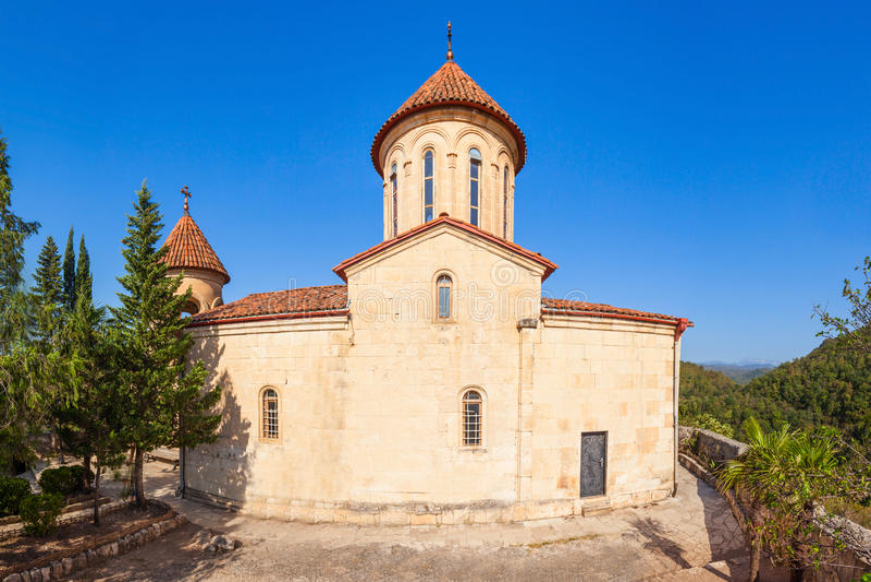 Monastério de Motsameta, Kutaisi fotografia de stock royalty free