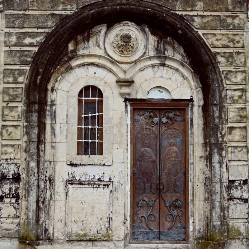 Monastério de Motsameta perto de Kutaisi fotos de stock