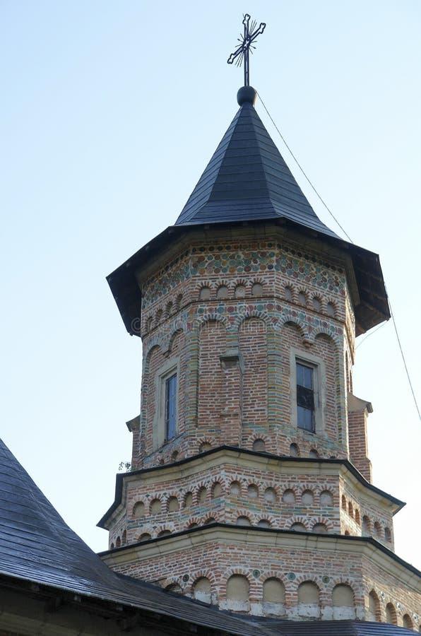 Monastério de Neamt foto de stock