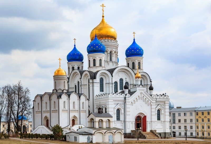 Monastério de Nicholas Ugreshsky imagem de stock royalty free