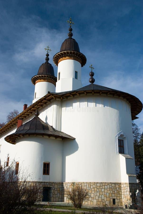 Monastério de Varatec imagens de stock
