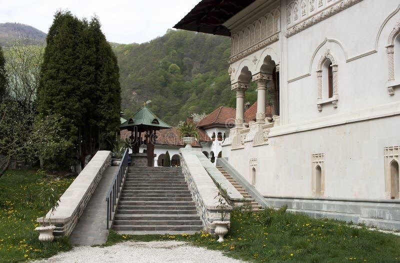 Monastério interno imagens de stock royalty free