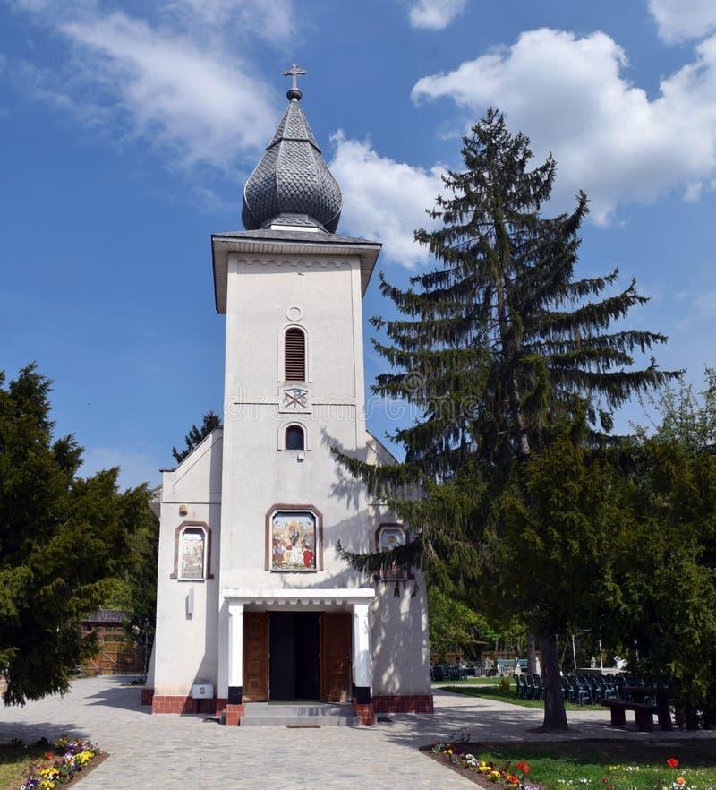 Monastério Timisoara da caída foto de stock royalty free