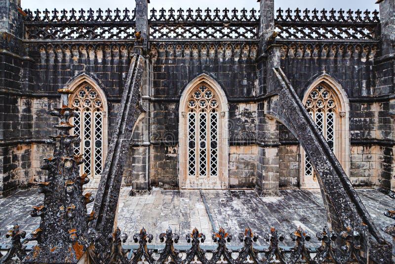 Monaster Batalha zdjęcie stock