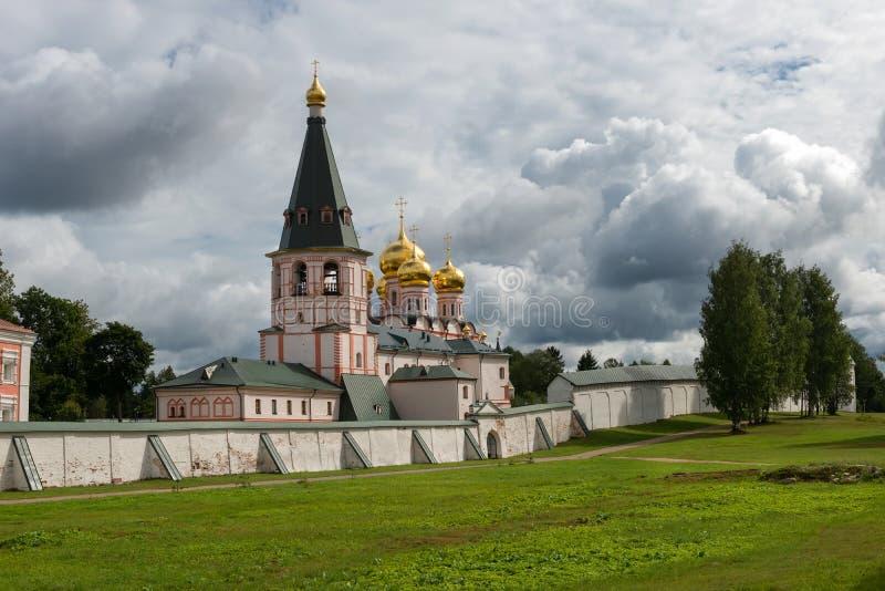 Monaster dzwonkowy wierza zdjęcia stock