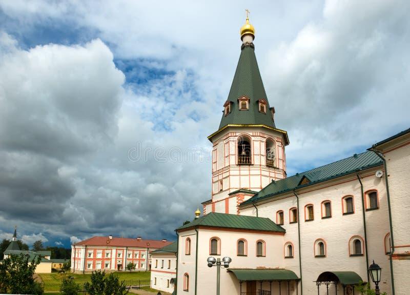Monaster dzwonkowy wierza zdjęcie stock