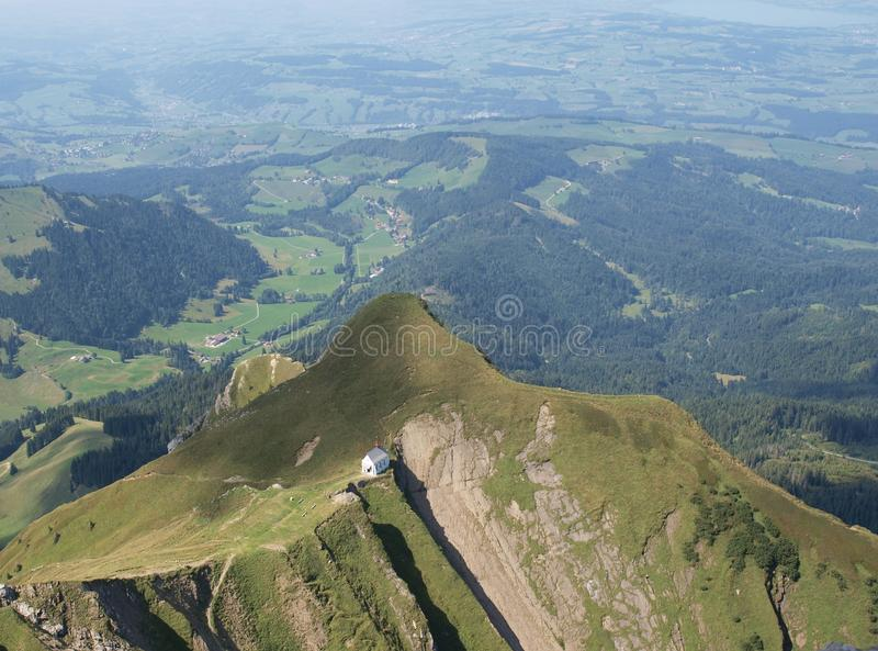 monaster góry zdjęcia royalty free