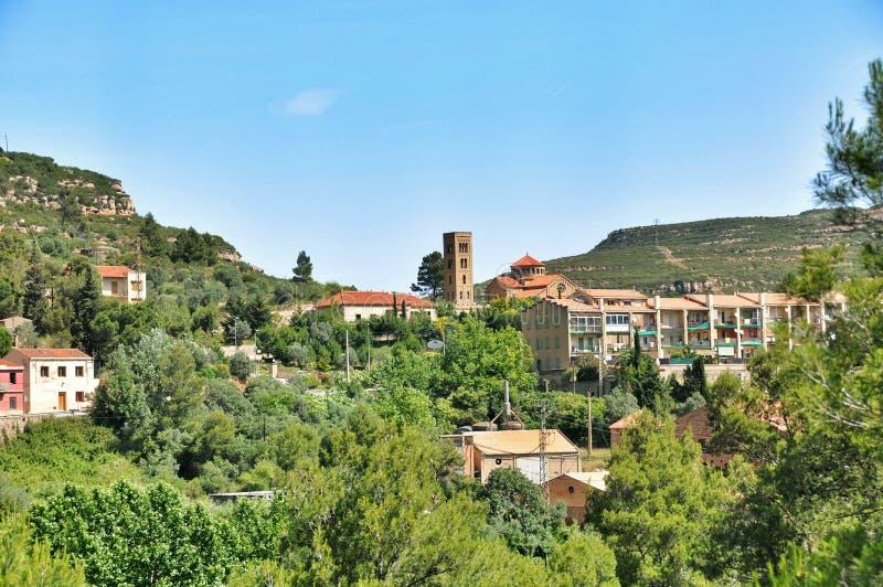 monaster Montserrat zdjęcia royalty free