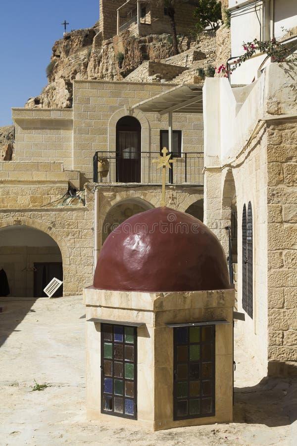 Monaster St. George obraz stock
