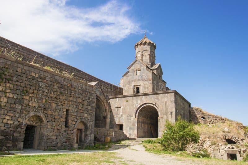 Monaster Tatev Kościół St Astvatsatsin obraz royalty free